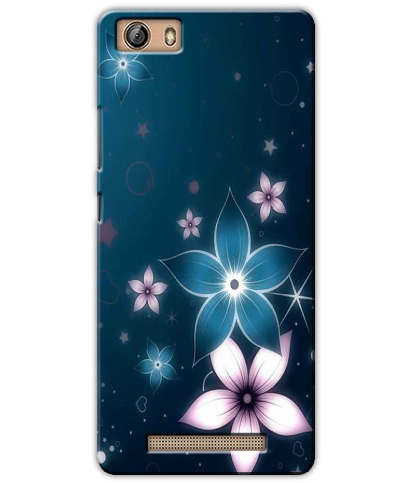 Gionee M5 Lite Printed Cover By Case King