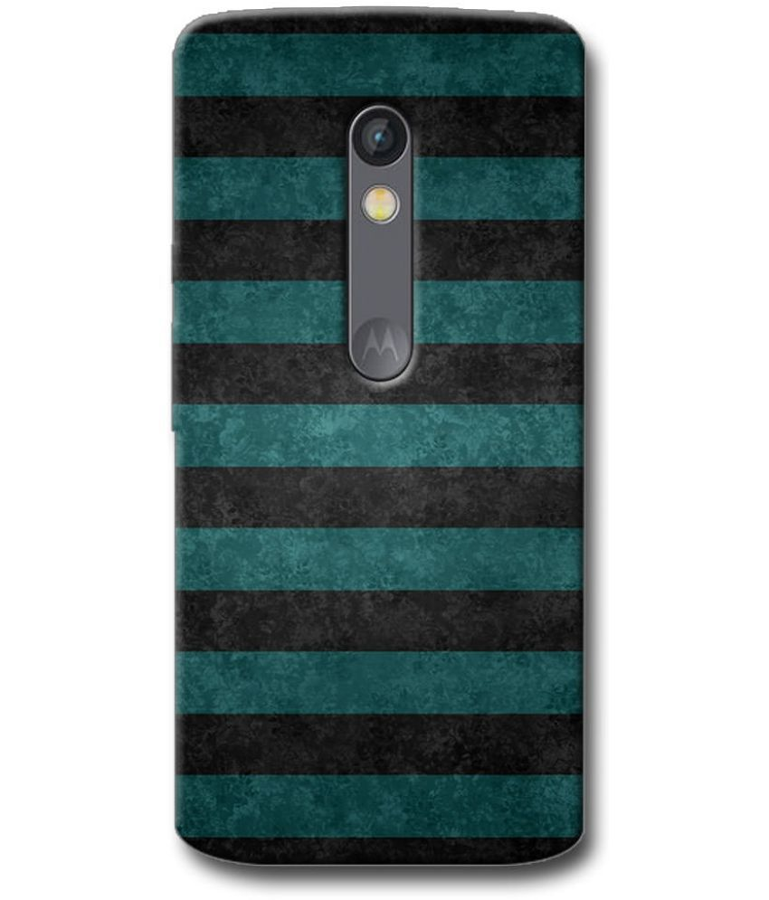 Motorola Moto X Play Printed Cover By Case King