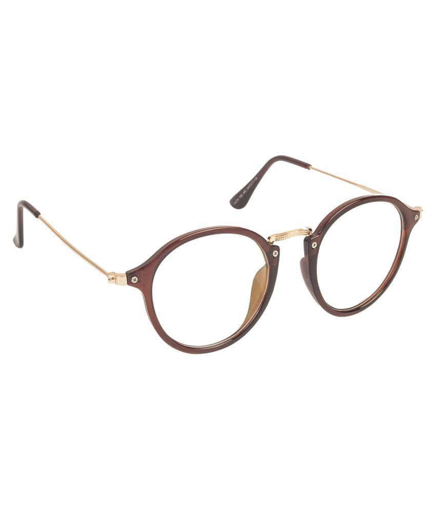 Arzonai Clear Round Sunglasses ( MA-087-S3 )