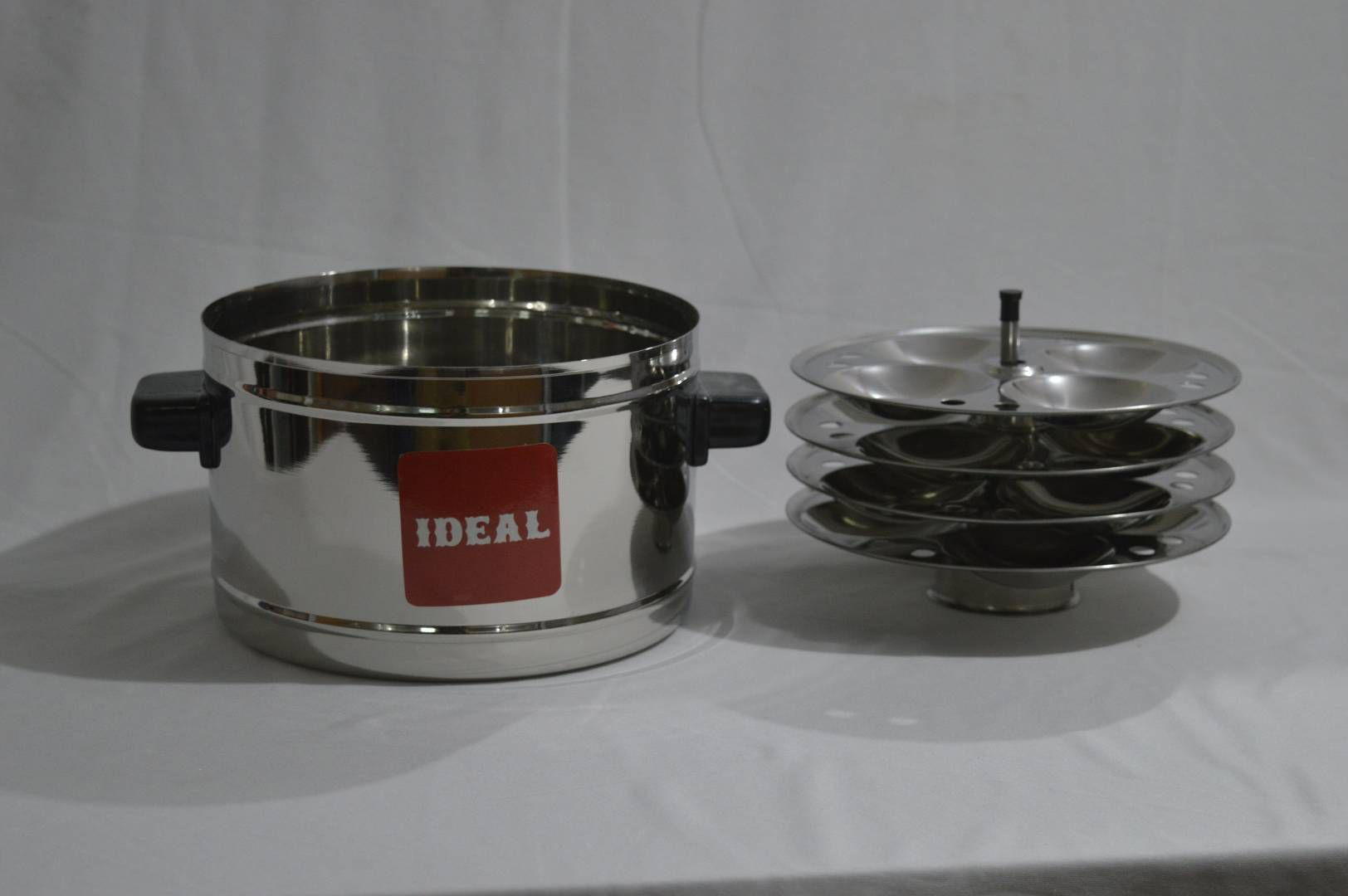 bd88d4ce8 Ideal Aluminium Idli Cooker  Buy Online at Best Price in India - Snapdeal