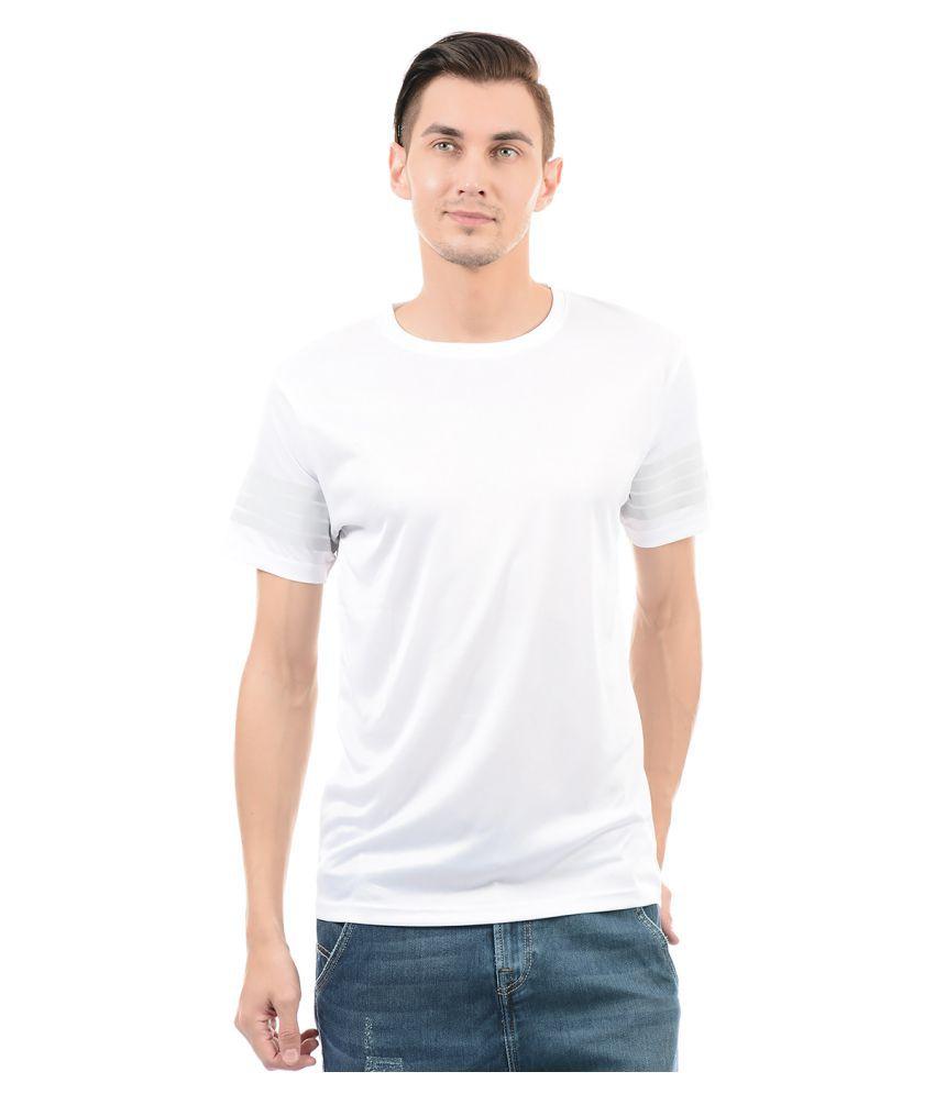 Pepe Jeans White Round T-Shirt