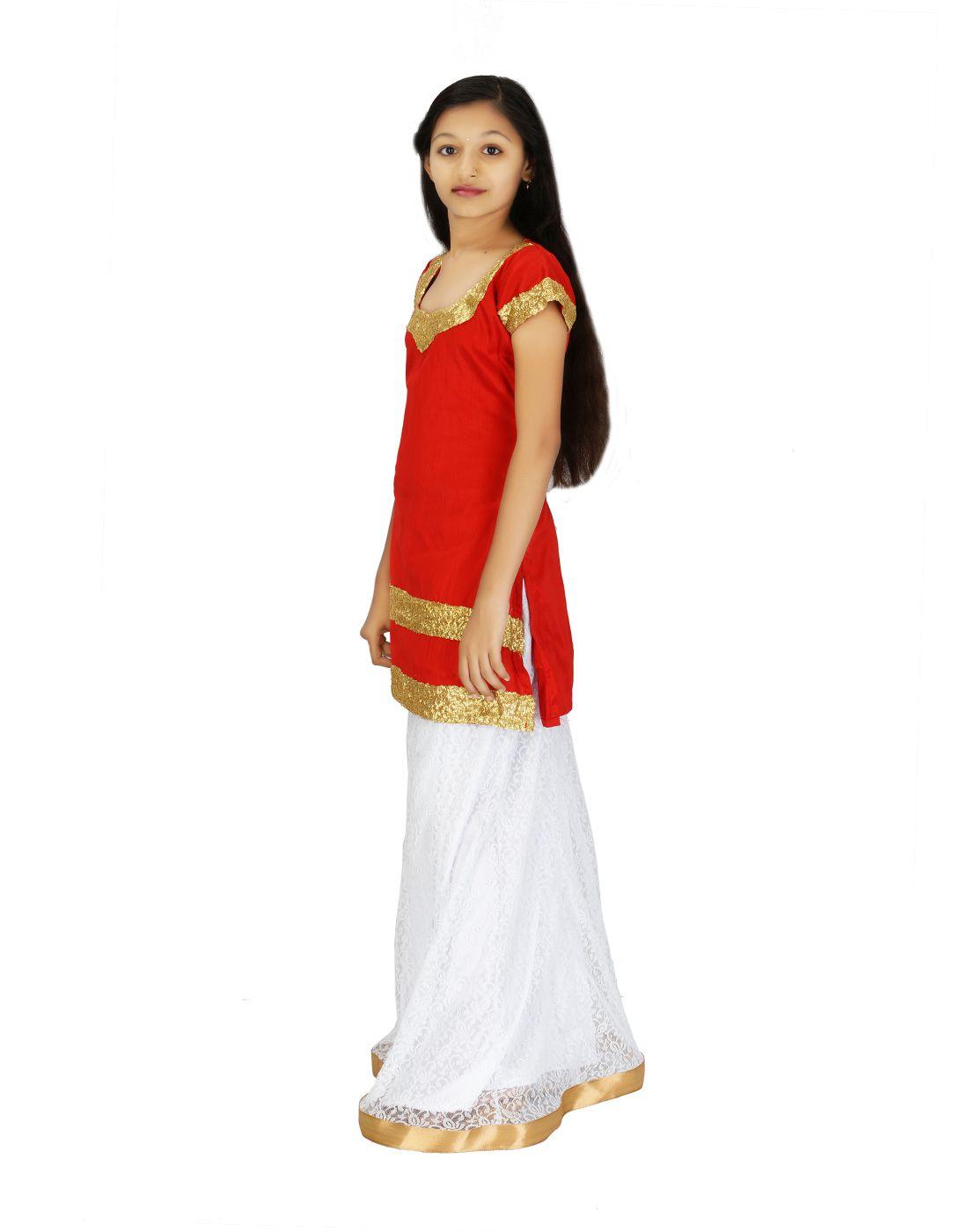 986f926b329c1 Kanchoo Girls Lehenga Choli Western Wear Self Design Lehenga Choli - Buy  Kanchoo Girls Lehenga Choli Western Wear Self Design Lehenga Choli Online  at Low ...