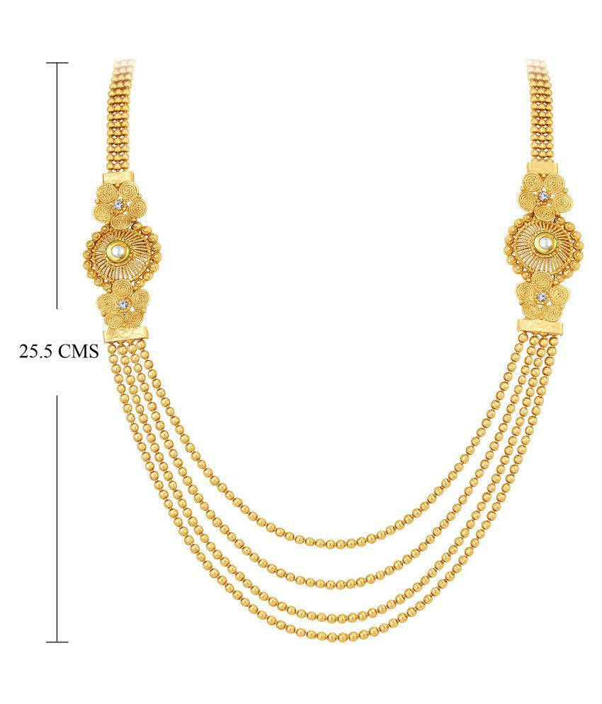 golden jewellers buy product necklace anjali set