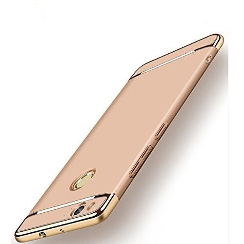 brand new c7669 b2b60 Xiaomi Redmi Y1 Plain Cases 2Bro - Golden