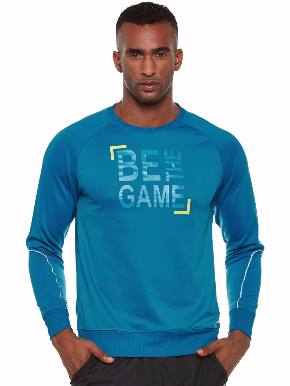 Alcis Men Blue Game Sweat