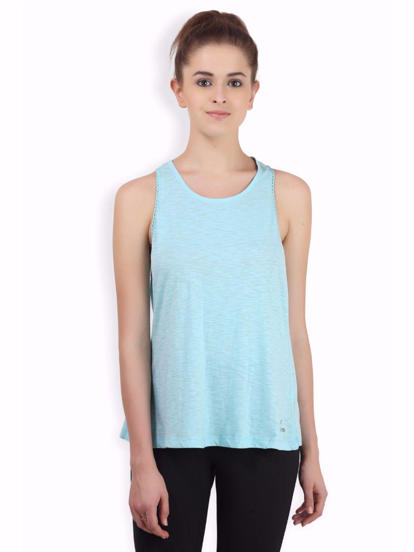 Alcis Women Blue Top