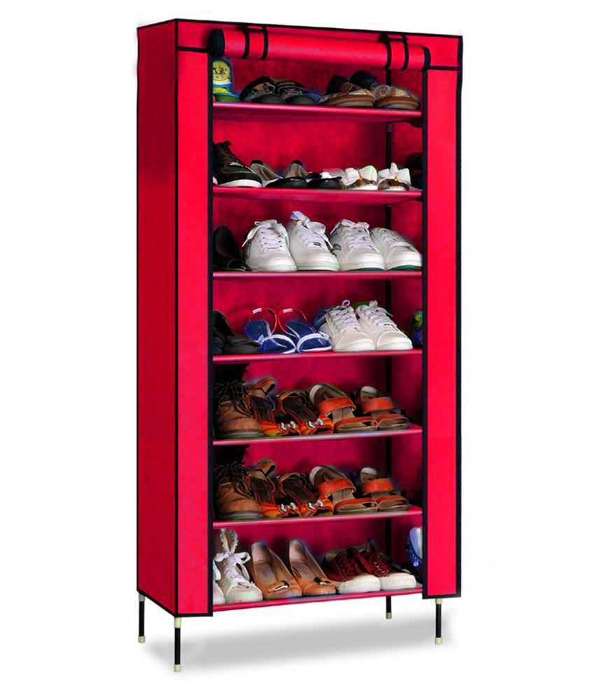 Kawachi Multipurpose Shelf Shoe Storage With 7