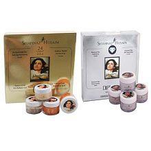 Shahnaz Husain Gold Facial Kit 40g & Diamond Facial Kit 40g
