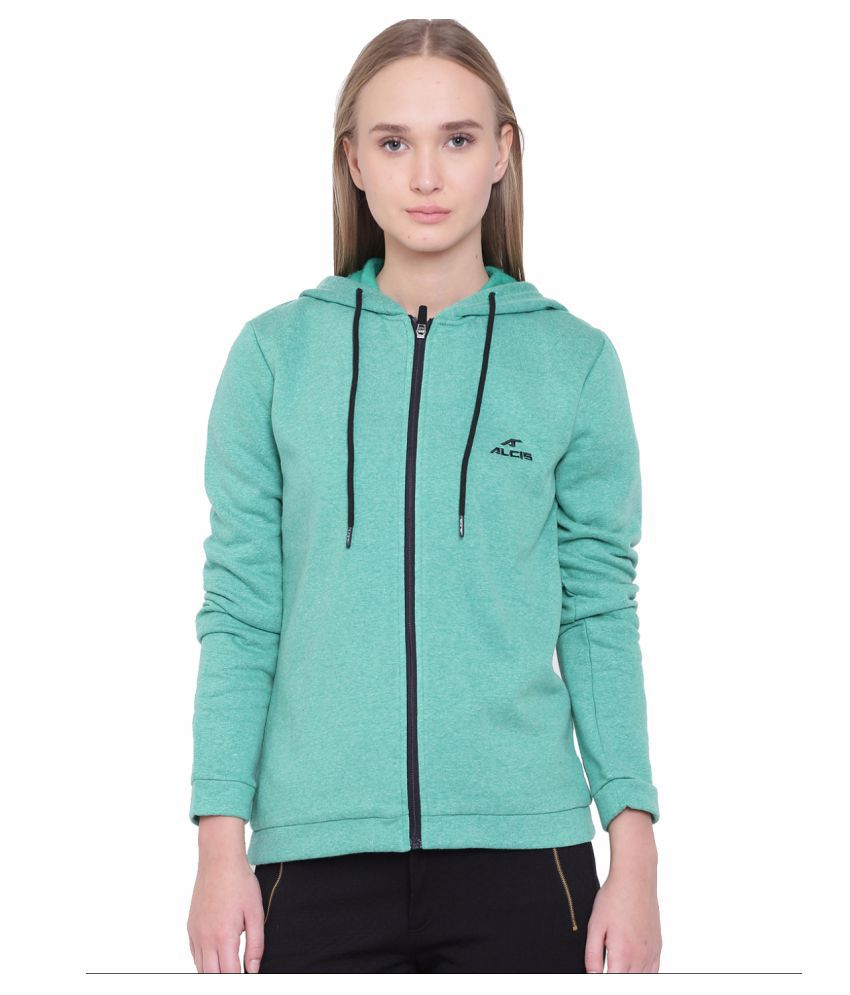 Alcis Womens Green Jacket