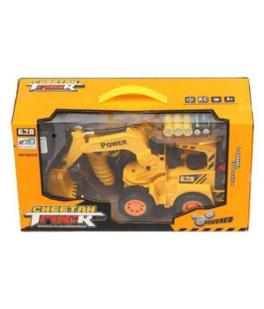 Vk Enterprise Remote Control Jcb Construction Loader Excavator Truck