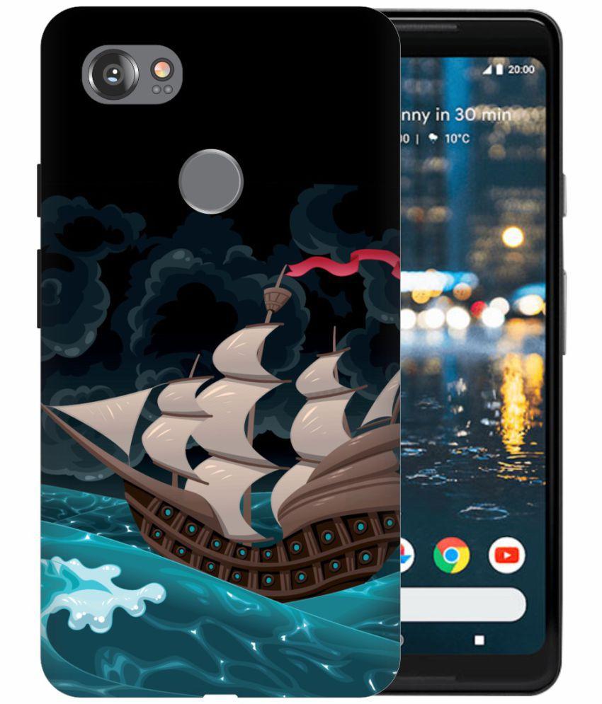 Google Pixel 2 XL 3D Back Covers By Printland