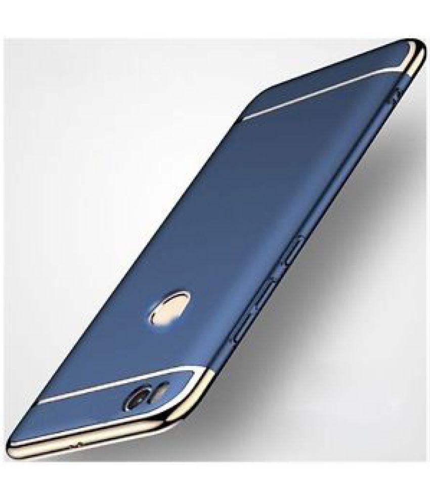 brand new 3b253 83fee Xiaomi MI A1 Plain Cases Ipaky - Blue