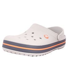 Crocs Navy Clogs