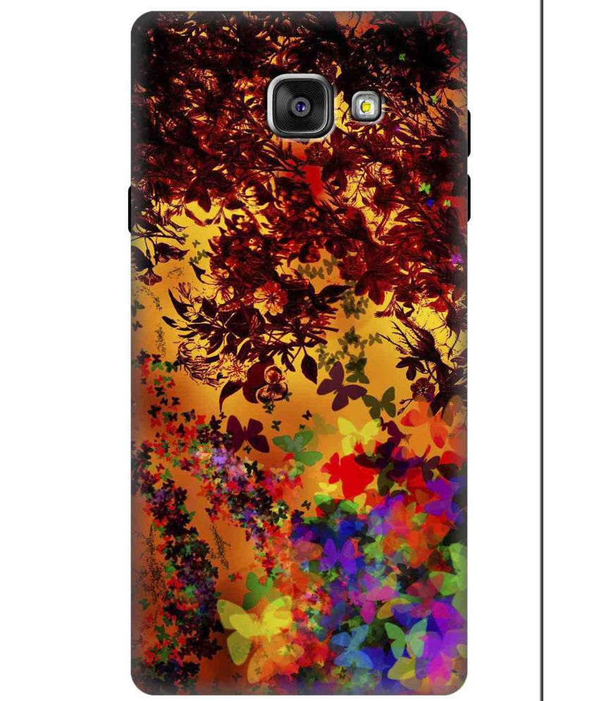 Samsung Galaxy A3 (2017) 3D Back Covers By WOW