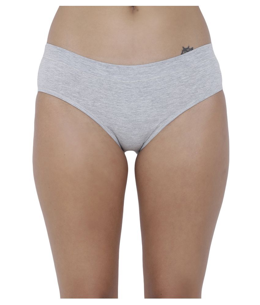 BASIICS by La Intimo Cotton Hipsters