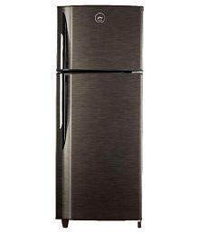 Godrej 240 Ltr 2 Star Godrej RT EON 240 C 2.4 Silver Stroke Double Door Refrigerator - Silver