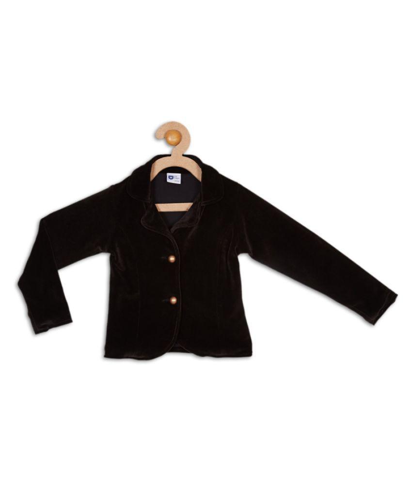 612 League Black Girls Jacket