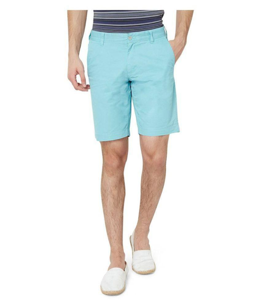Hammock Blue Shorts