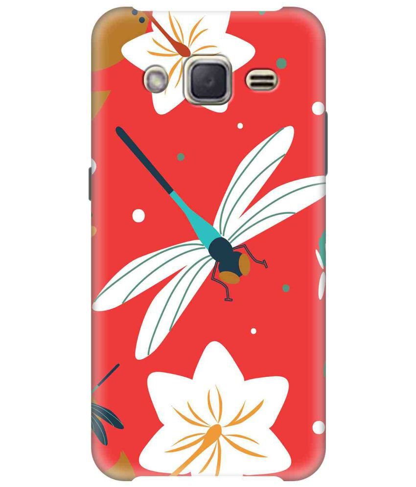 Samsung Galaxy j2 3D Back Covers By TrilMil