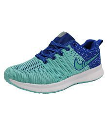 Max Air Pro Green Running Shoes