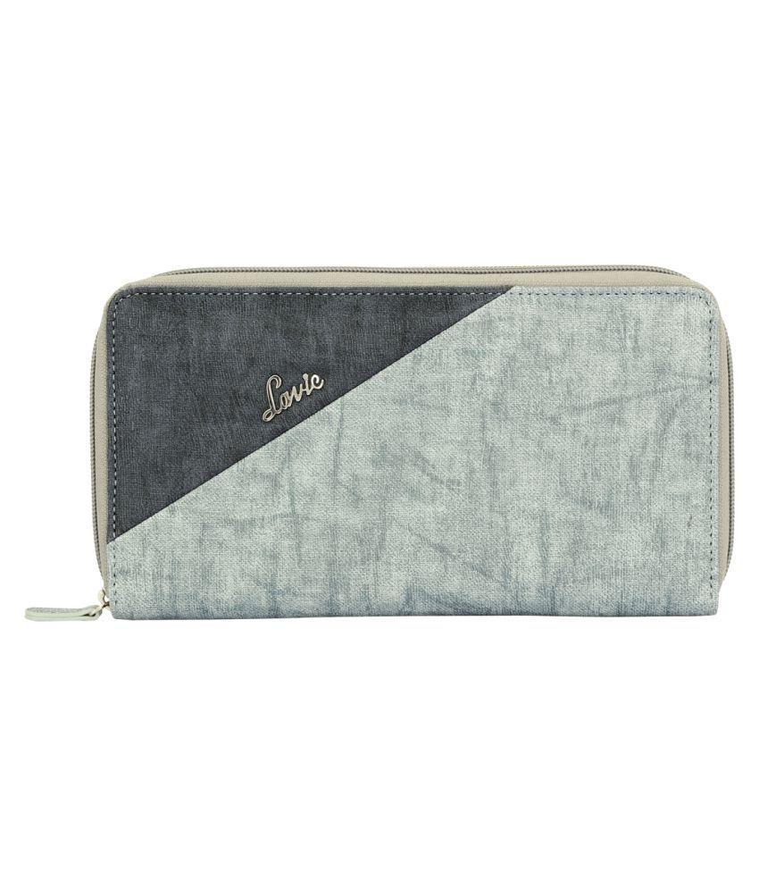 Lavie Blue Wallet