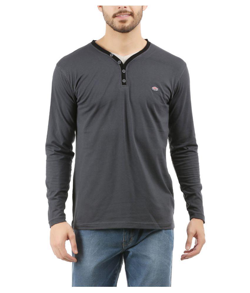 Wexford Grey V-Neck T-Shirt Pack of 1