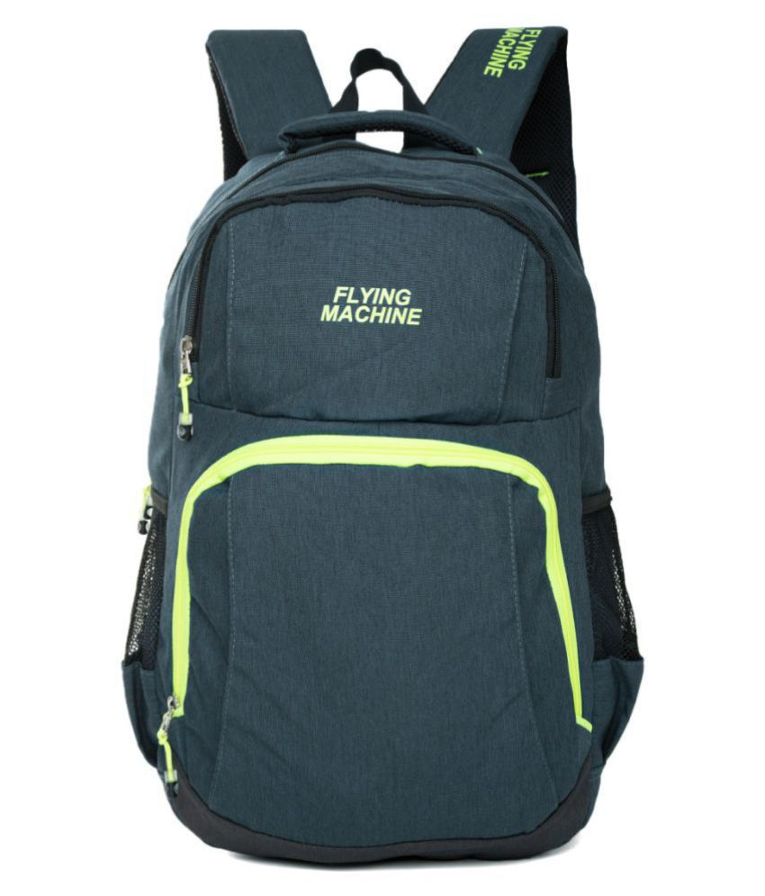 1b9990bdf69e Flying Machine Blue Laptop Bags - Buy Flying Machine Blue Laptop Bags  Online at Low Price - Snapdeal