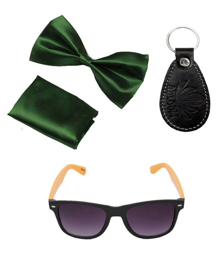 Abloom Multicolor Aviator Sunglasses ( NFFMSG001 )