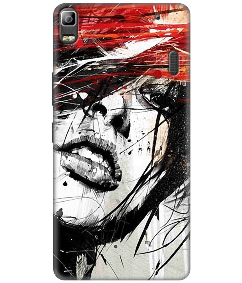 Lenovo K3 Note 3D Back Covers By TrilMil