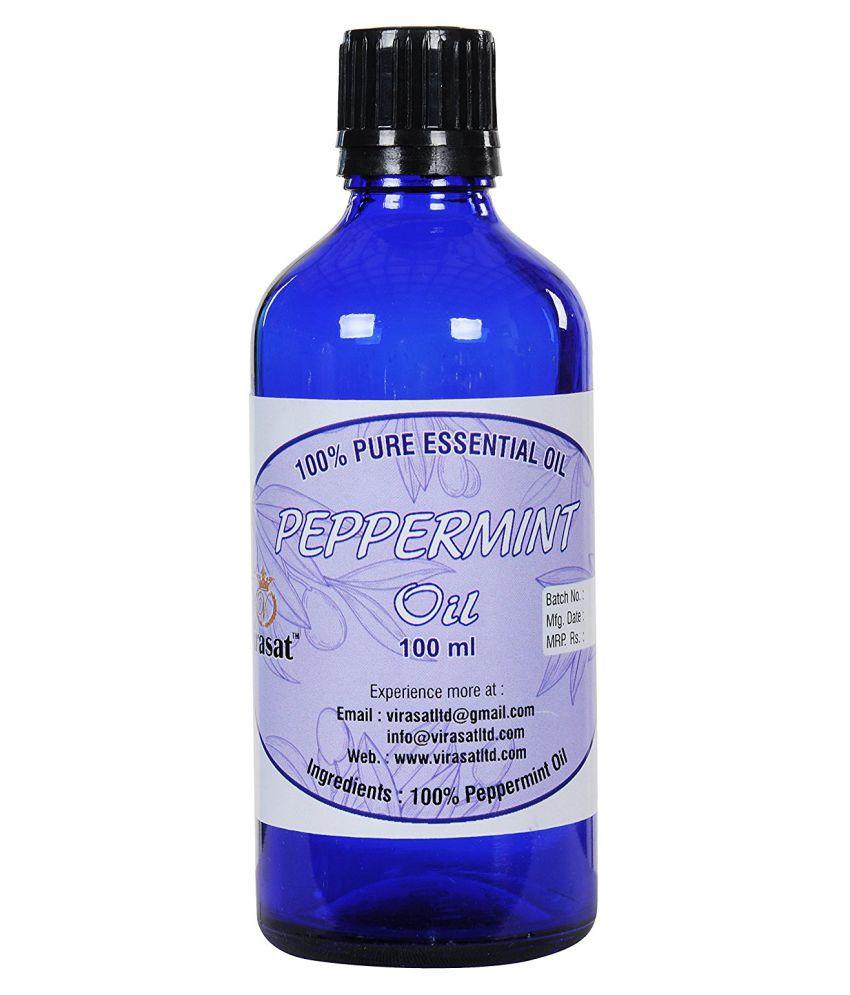 Virasat Peppermint Essential Oil 100 ml