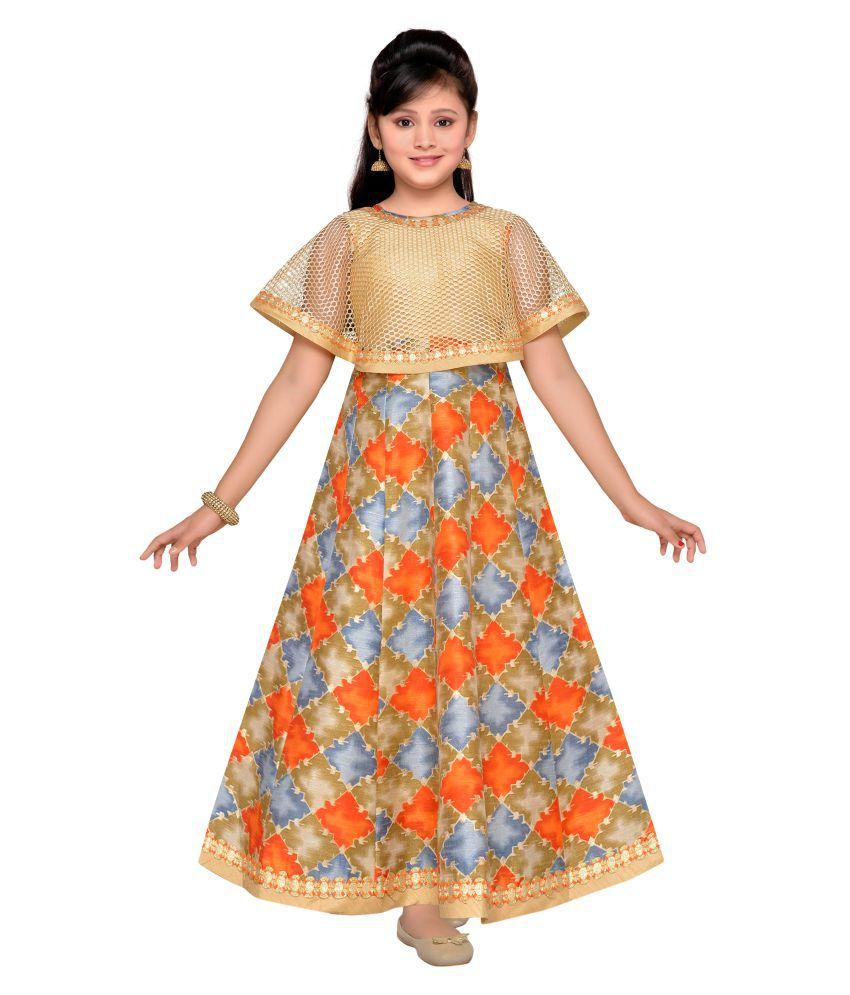 Poncho Design Dress