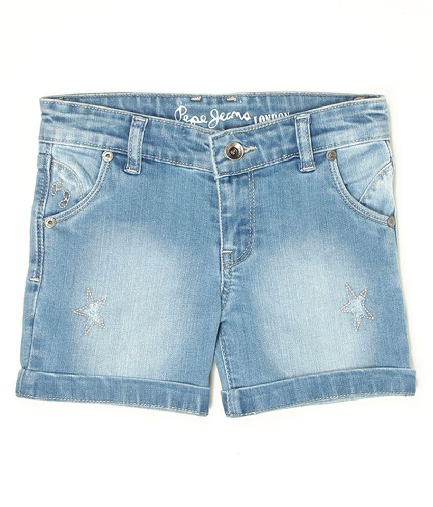 Pepe Jeans Kids Girls Short