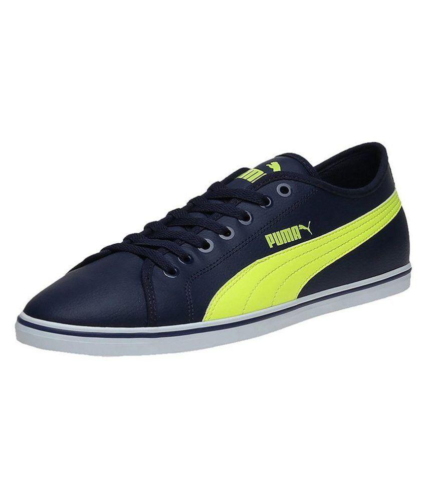 8b064fb208f Puma Puma Men s Elsu V2 Sl Dp Sneakers Black Casual Shoes - Buy Puma Puma  Men s Elsu V2 Sl Dp Sneakers Black Casual Shoes Online at Best Prices in  India on ...