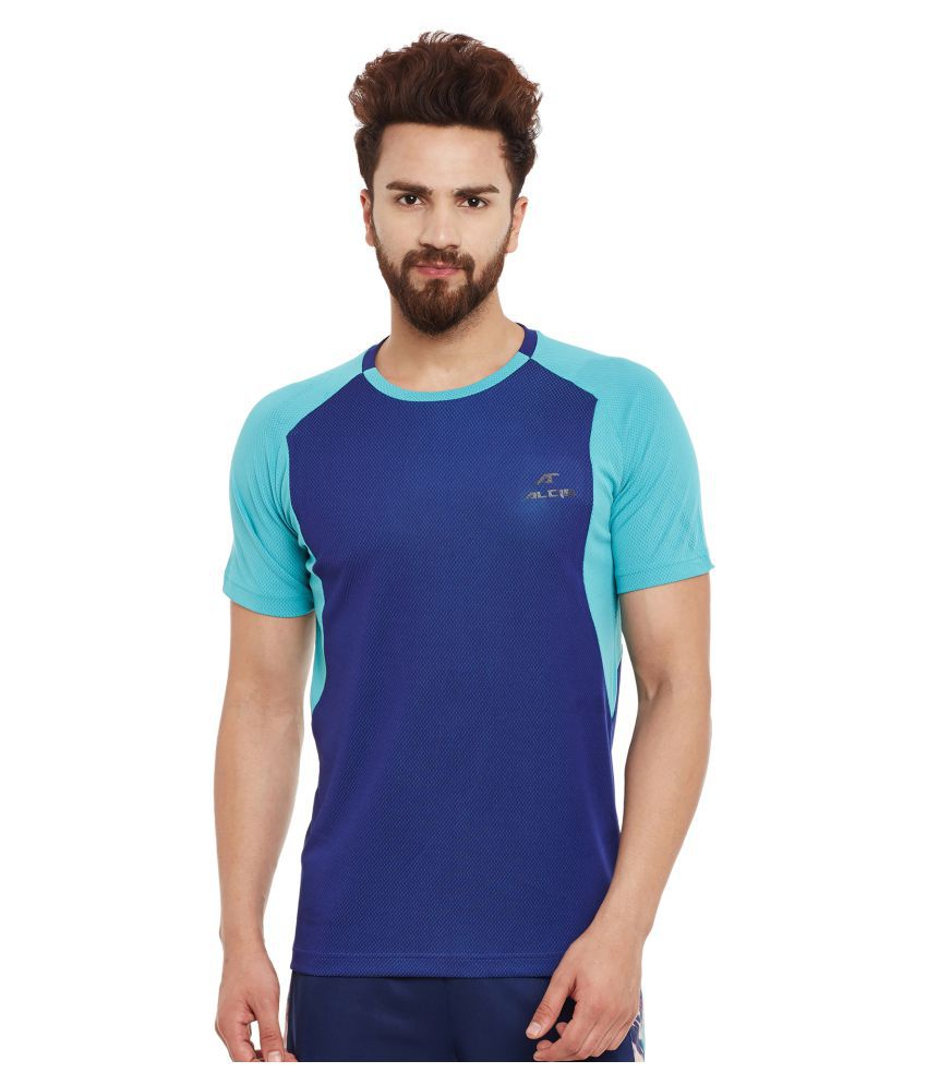 ALCIS MENS BLUE T-Shirts