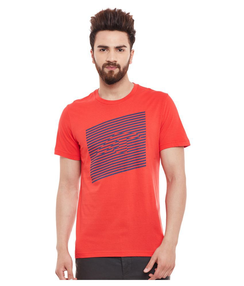 ALCIS MENS RED T-Shirts