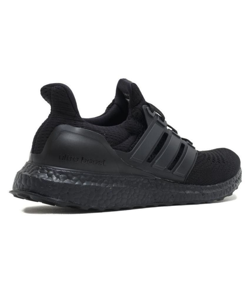 a7b609aa6b008 Adidas Ultra Boost Black Running Shoes - Buy Adidas Ultra Boost Black  Running Shoes Online at Best Prices in India on Snapdeal