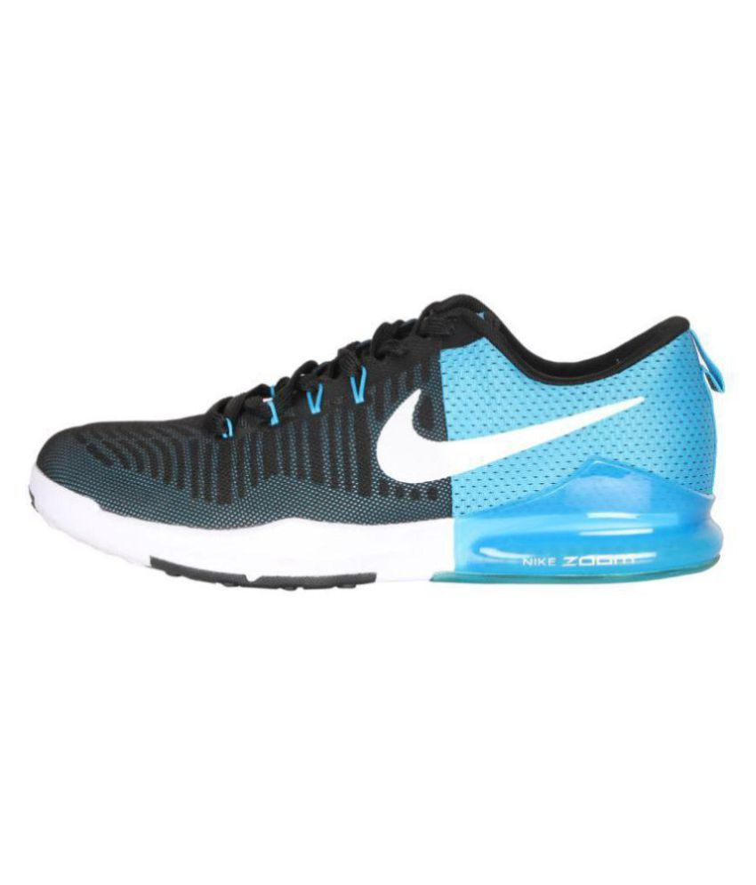 innovative design 6cb78 7596b Nike Zoom Train Multi Color Training Shoes - Buy Nike Zoom Train Multi Color  Training Shoes Online at Best Prices in India on Snapdeal