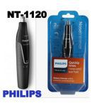 Philips NT1120/10  Ear & Nose Trimmer ( Black )