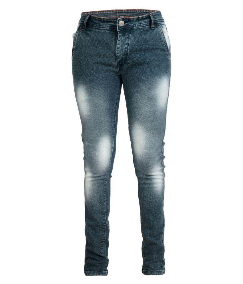 Kacey Olive Green Skinny Jeans