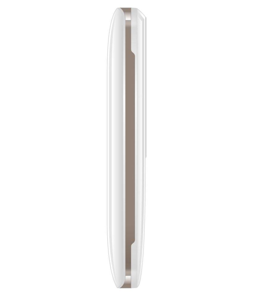 Karbonn White K5 Jumbo 2 32 MB