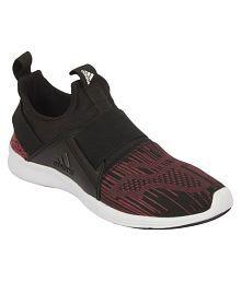Adidas Black Running Shoes