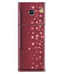 Videocon 250 Ltr 3 Star VZ263PECVB Double Door Refrigerator - Pink