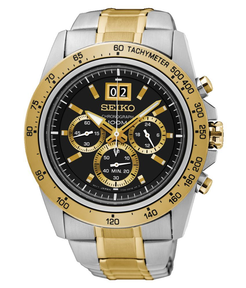 51b1695c679 Seiko Lord Chronograph SPC232P1 Men s Watch - Ethos Watch - Buy Seiko Lord  Chronograph SPC232P1 Men s Watch - Ethos Watch Online at Best Prices in  India on ...