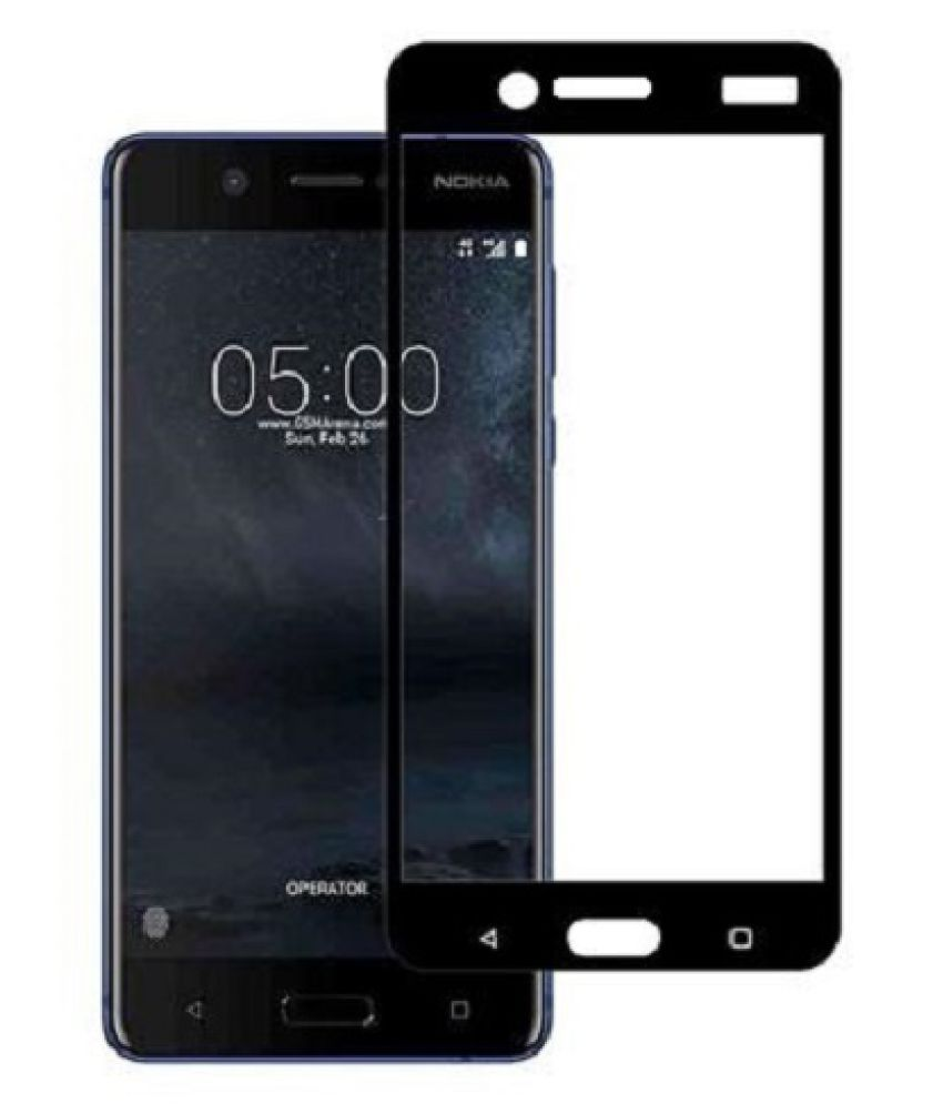 Nokia 3 Tempered Glass Screen Guard By CRUNK