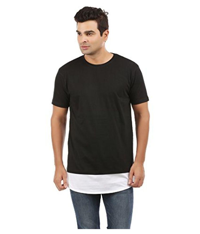Trends Tower Black Round T-Shirt