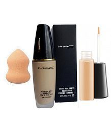 Mac Foundation,Puff,Concealer Face ml