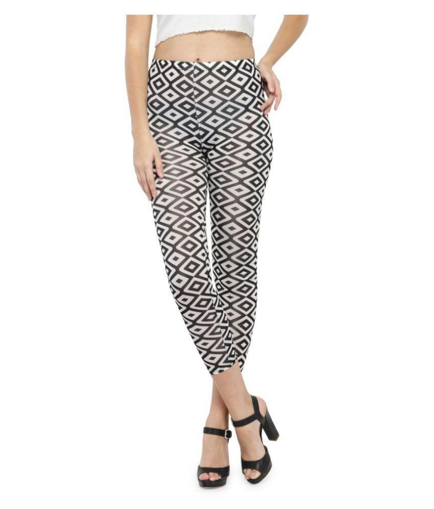 N-Gal Polyester Single Leggings