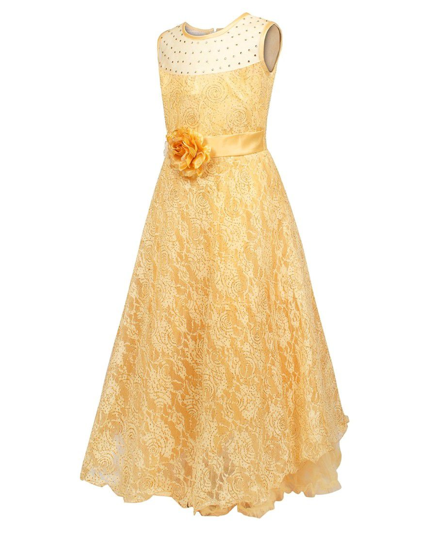 wholesale dealer 83e6c 25f08 ... Arshia Fashions Girls Party Wear Frcok Dress- 4 - 5 Years GR252