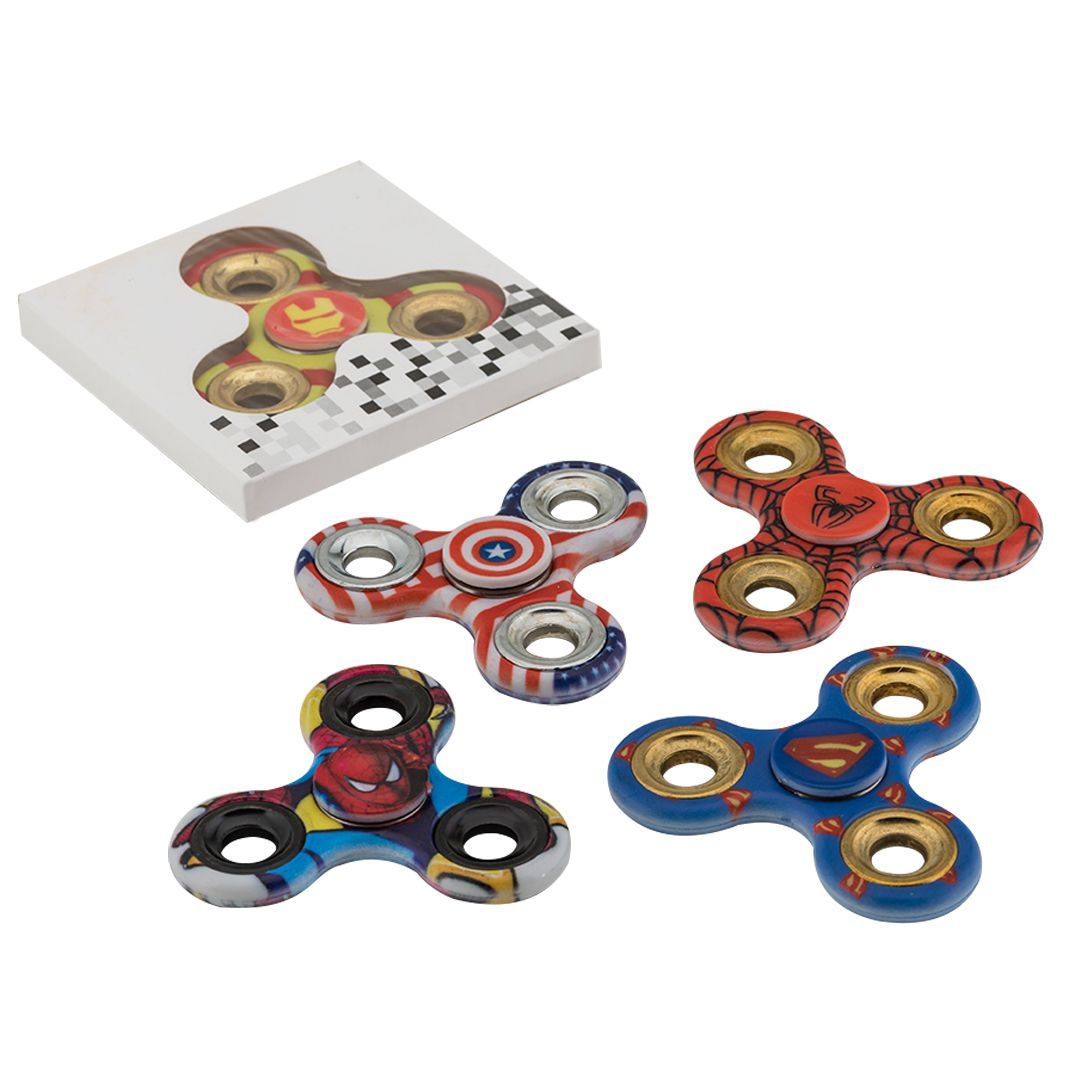 Enjoy Crepe Comiflage Spinner (Pack Of 4)
