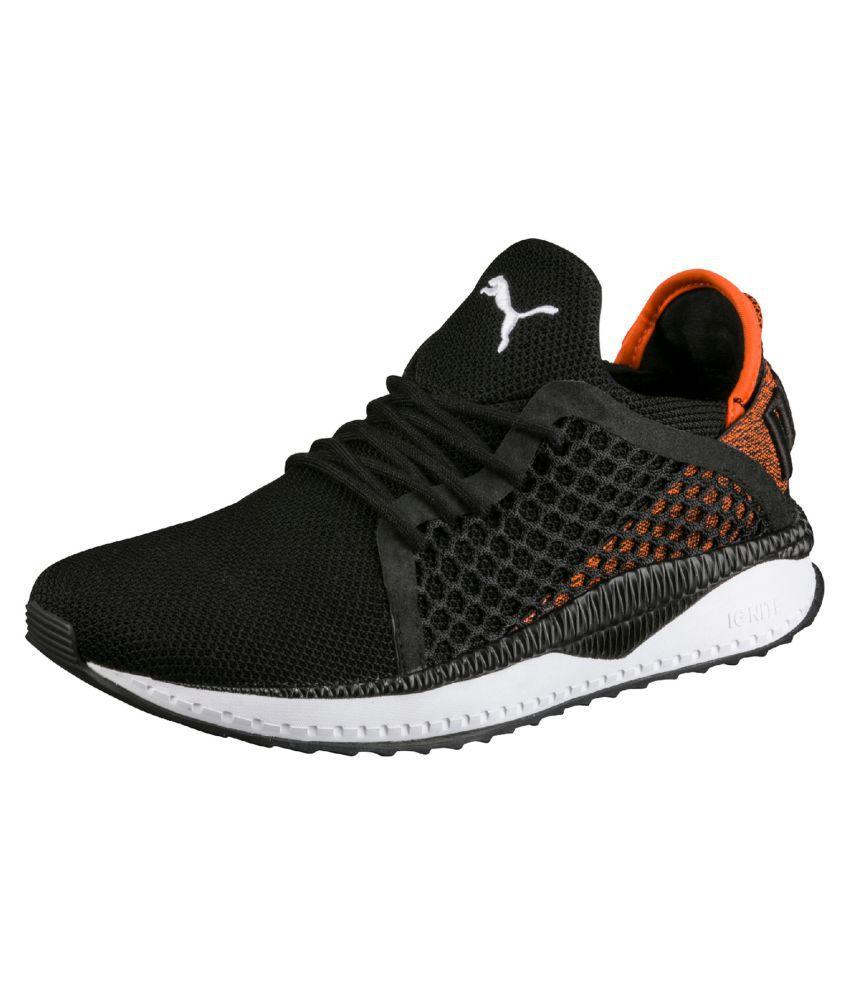 a7d102767daa Puma TSUGI NETFIT MEN S Sneakers Black Casual Shoes - Buy Puma TSUGI NETFIT  MEN S Sneakers Black Casual Shoes Online at Best Prices in India on Snapdeal